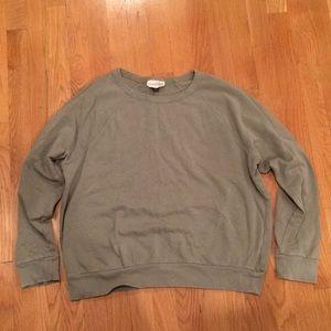 Universal Thread light green sweater